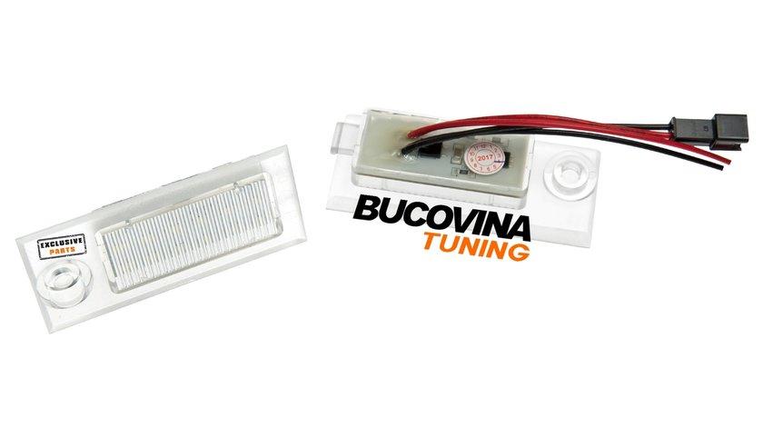 LAMPI CU LED PENTRU NUMARUL DE INMATRICULARE AUDI A6 4B (97-04) LIMOUSINE