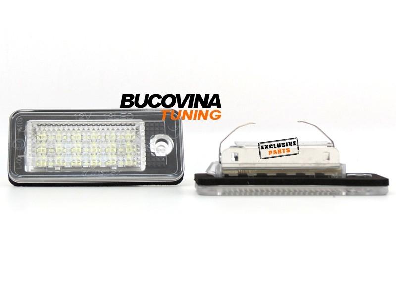 Lampi Cu Led Pentru Numarul De Inmatriculare Audi A3 160732