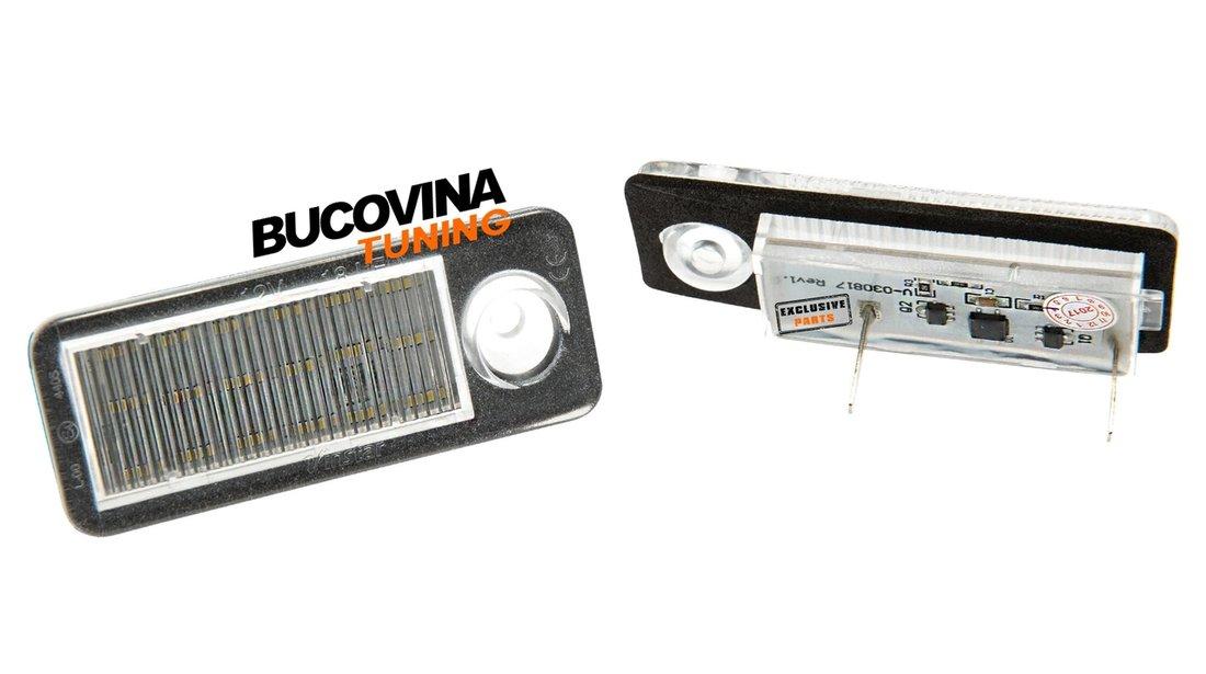 LAMPI CU LED PENTRU NUMARUL DE INMATRICULARE AUDI A6 4B (97-04) AVANT