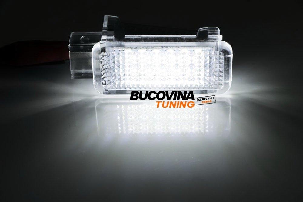 LAMPI CU LED PENTRU PORTIERE SI INTERIOR AUDI A6 4F (04-11)