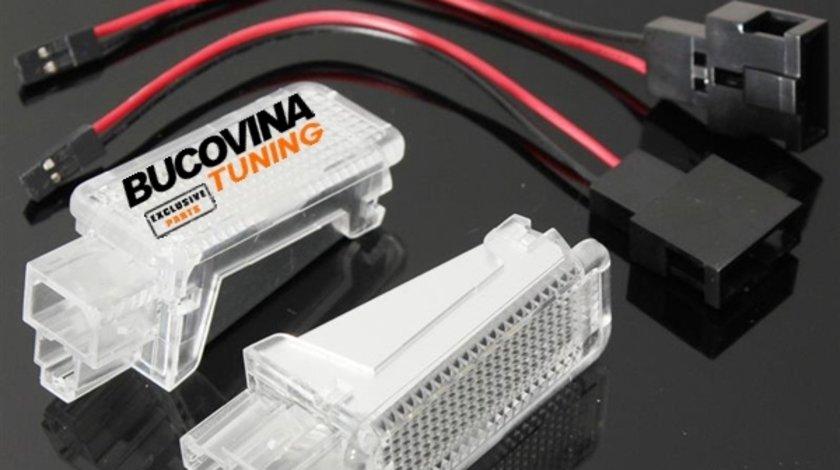 LAMPI CU LED PENTRU PORTIERE SI INTERIOR AUDI A7 4G (10-14)