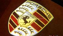 Lampi Laser Logo DEDICAT Porsche Cayenne