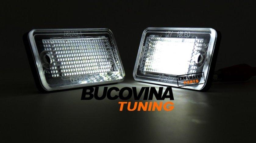 LAMPI LED NUMAR AUDI A6 4F (2005-2011) - 79 LEI
