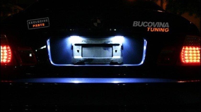 LAMPI LED NUMAR BMW E46 SERIA 3 - 79 LEI