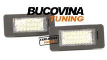 LAMPI LED NUMAR INMATRICULARE BMW SERIA 3 E93 CABR...