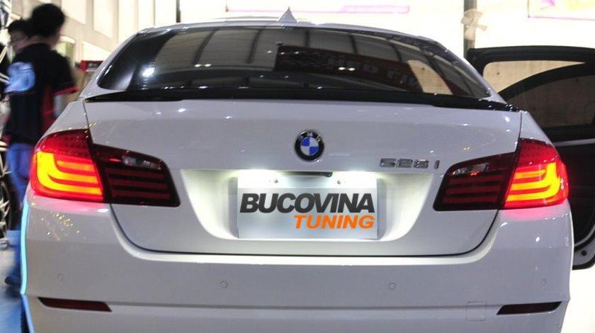 LAMPI LED PENTRU NUMARUL DE INMATRICULARE BMW F10 Seria 5  79 LEI