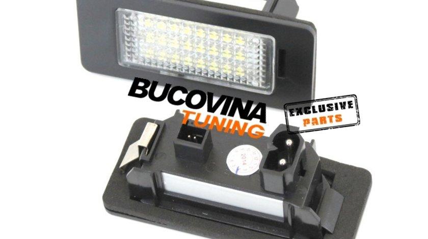 LAMPI LEDURI NUMAR INMATRICULARE BMW SERIA 5 E60 E61