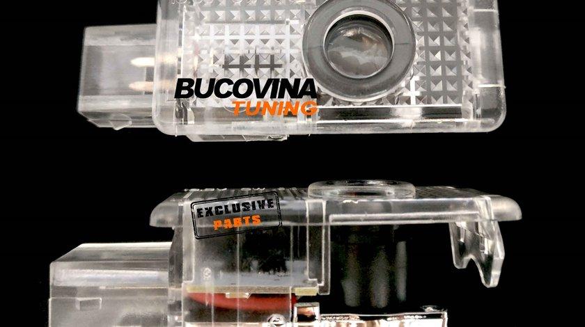 LAMPI LOGO CU LED PENTRU PORTIERE AUDI A4 B8 B8.5 (08-15)