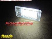 Lampi numar cu led AUDI A8 D4 2009 prezent