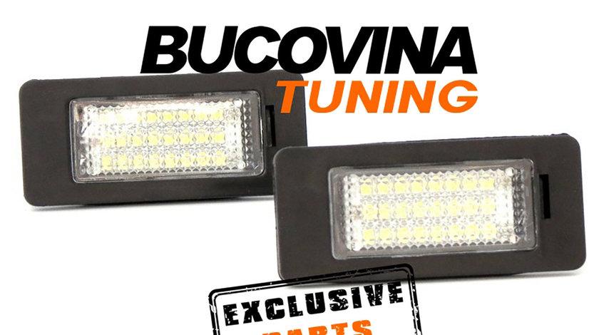LAMPI NUMAR CU LED BMW SERIA 3 F30/ F31 (11-18)
