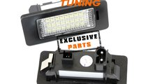 Lampi numar cu LED BMW Seria 4 F32/ F33/ F36 (Dupa...