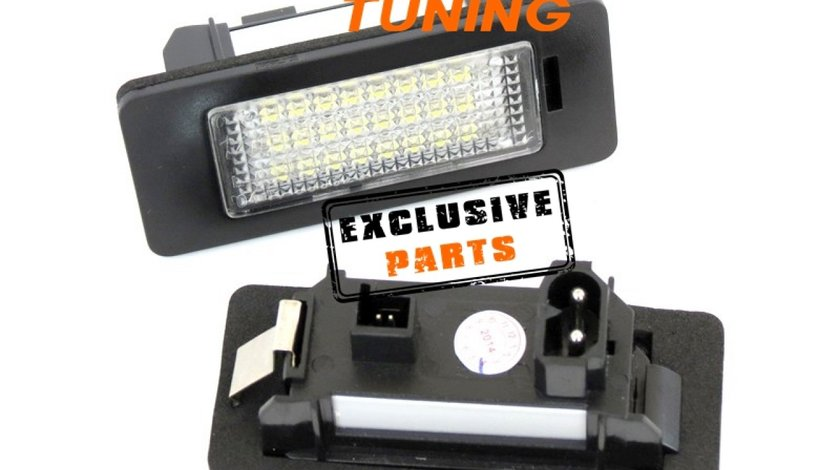 Lampi numar cu LED BMW Seria 4 F32/ F33/ F36 (Dupa-2013)
