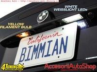 Lampi Numar LED BMW E46 1998 2004 Seria 3