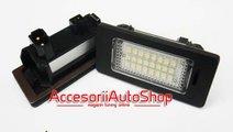 Lampi numar LED BMW E60 E61 E39 Seria 5 120 RON Se...