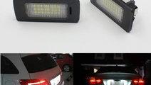 Lampi numar LED BMW E60, E90, E39, E70, E71, E88, ...