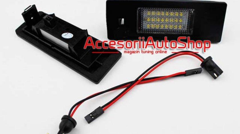 Lampi numar LED BMW E63 E64 Seria 6 150 RON SETUL