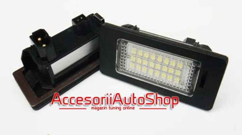 Lampi numar LED BMW X5 E70 X6 E71 120 RON SETUL