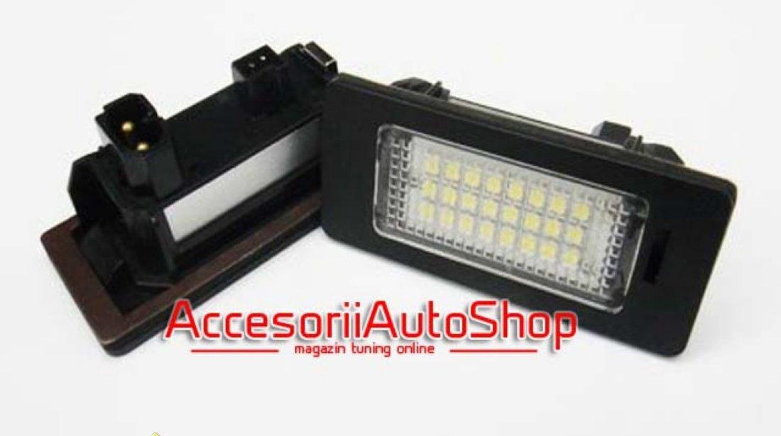 Lampi numar LED BMW X5 E70 X6 E71