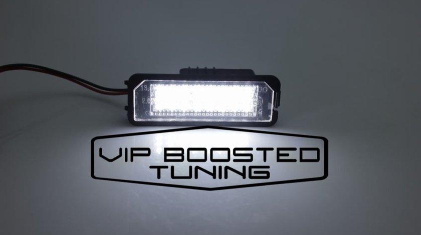 Lampi numar led canbus dedicate VW GOLF 5 V
