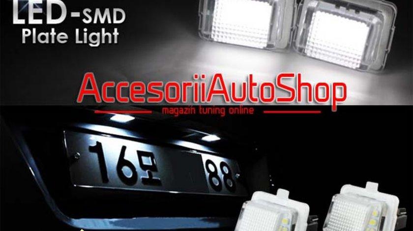 Lampi numar LED Mercedes W204 C Class 2007 150 RON SETUL