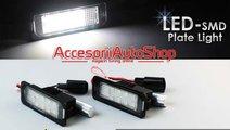 Lampi numar LED VW Passat B5 Passat CC EOS 130 RON...