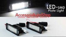 Lampi numar LED VW Passat B5 Passat CC EOS