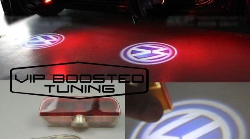 LAMPI Proiector cu logo dedicat VW Golf 5 PLUS