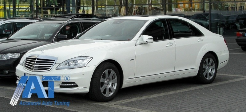 Lampi Semnalizare Oglinzi compatibil cu MERCEDES-Benz A-Class W176 B-Class W246 C-Class W204 CLS W218 E-Class W212 S-Class W221 G-Class W463 Facelift Look