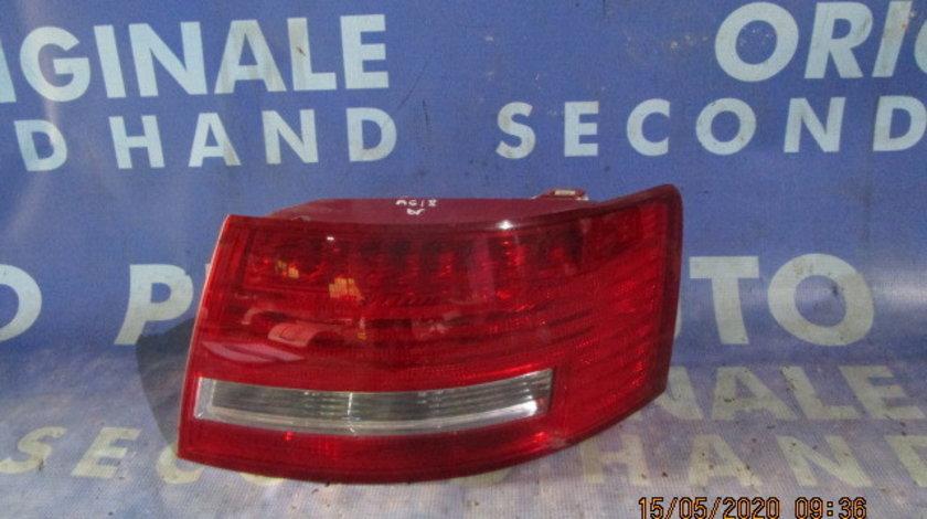 Lampi spate Audi A6 C6 2006