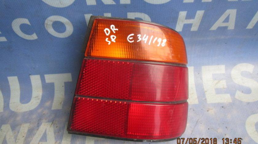 Lampi spate BMW E34 ; sedan (exterior)
