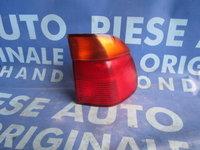 Lampi spate BMW E39 ; 8361671 // 8361672 (exterior);touring