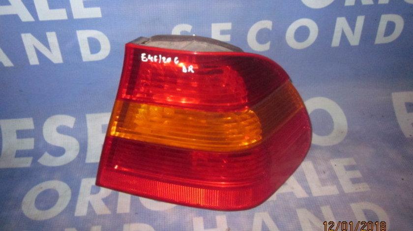 Lampi spate BMW E46  (exterior);sedan