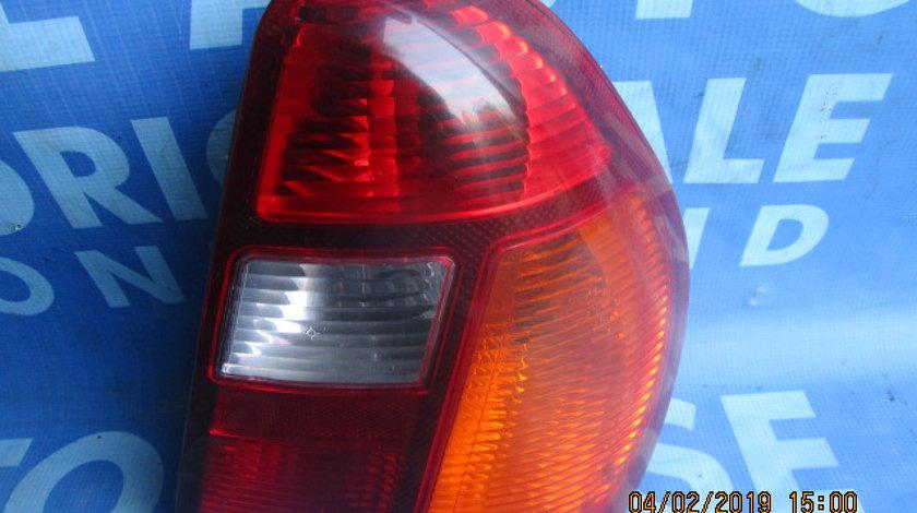 Lampi spate Renault Clio Symbol (sedan)