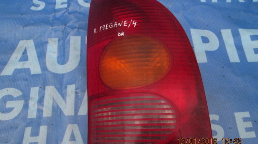 Lampi spate Renault Megane