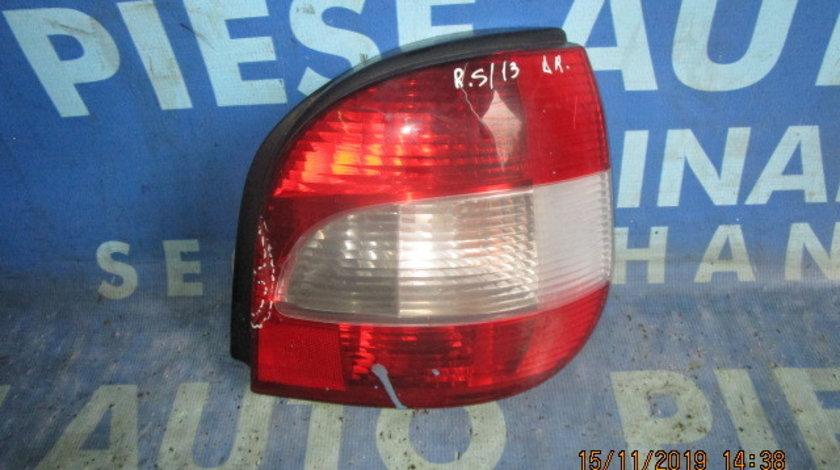 Lampi spate Renault Scenic 2000 (fisurata)