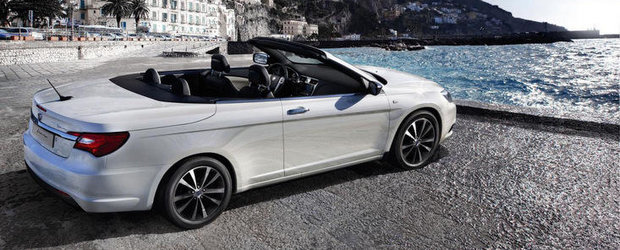 Lancia Flavia Cabrio debuteaza la Geneva