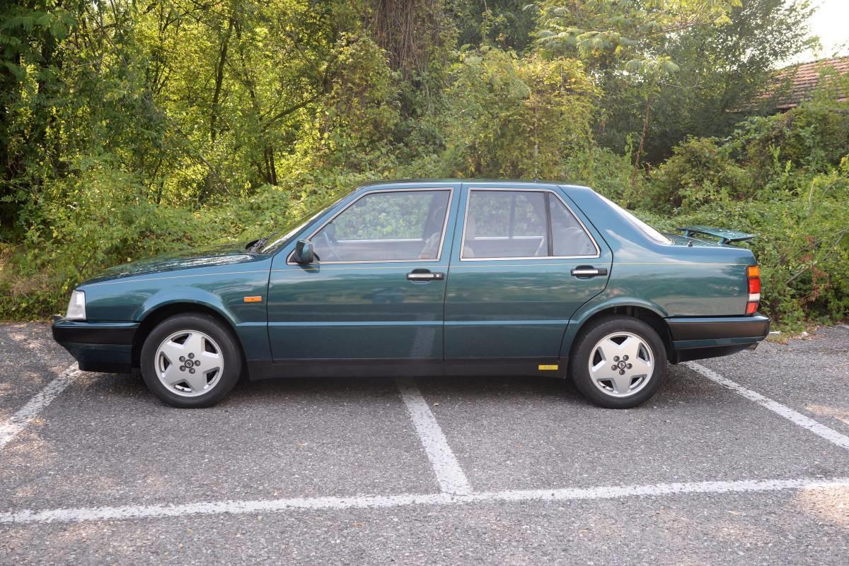 Lancia Thema 8.32 din 1987 - Lancia Thema 8.32 din 1987