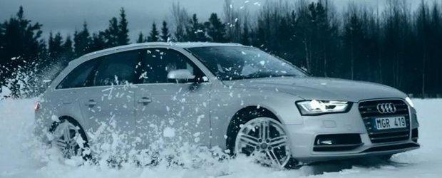 Land of Quattro: ultima reclama Audi