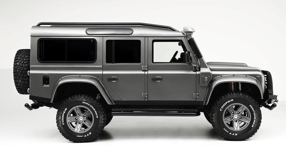Land Rover Defender by Ares Design