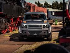 Land Rover Defender de la Heritage Customs