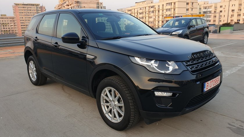 Land-Rover Discovery 2.0 diesel 2016
