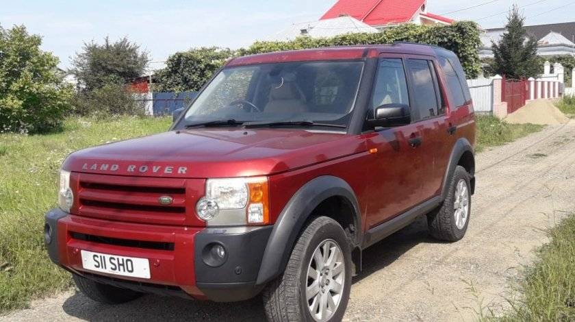 Land rover discovery 3 motor 2.7 tdv6 range rover sport