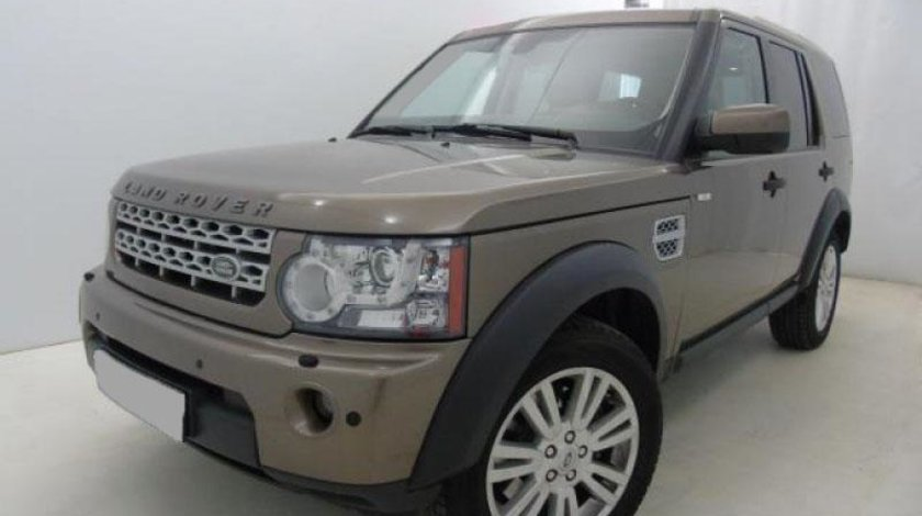 Land-Rover Discovery 4 Automatic 3.0 TDV6 S 211 CP 4WD 2013