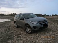 Land-Rover Discovery diesel 2015