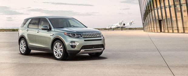Land Rover Discovery Sport: ASA arata inlocuitorul modelului Freelander