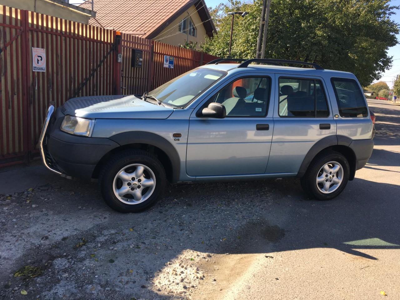 Land-Rover Freelander 1.8 2002