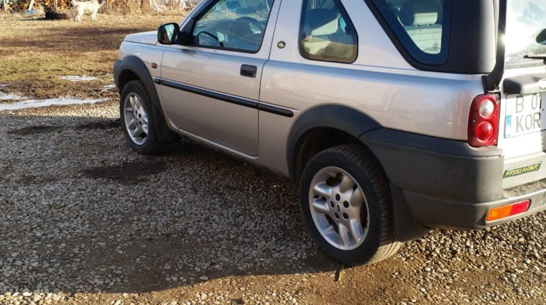 Land-Rover Freelander 1600 2000