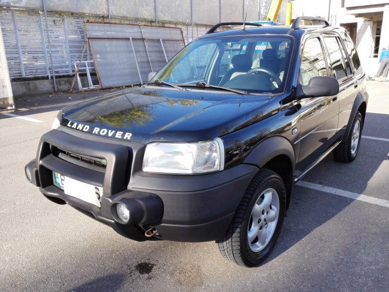 Land-Rover Freelander 2.0 DCI 2002