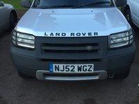 Land-Rover Freelander 2.0 TD 4 2002