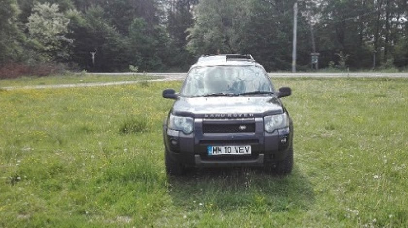 Land-Rover Freelander 2.0 TD 4 2005